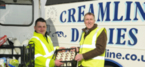 Creamline's Charlie Thomas Wins National Milkman Of The Year Title