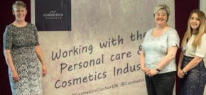A new cluster for the Personal Care and Cosmetics Industry