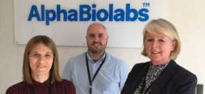 AlphaBiolabs expands marketing team with three appointments