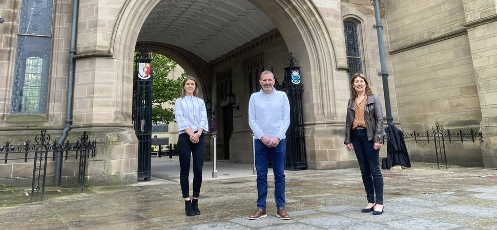 Brain haemorrhage charity pledges £300,000 to University of Manchester