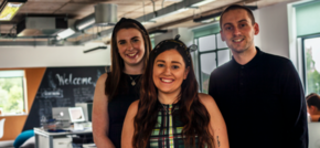 No Brainer celebrates trio of new hires and a flurry of promotions