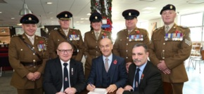 One Vision Housing provides housing to Merseyside Veterans