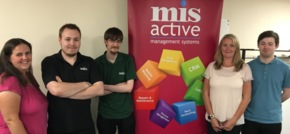 Northwich based MIS AMS expands team to handle sector demand
