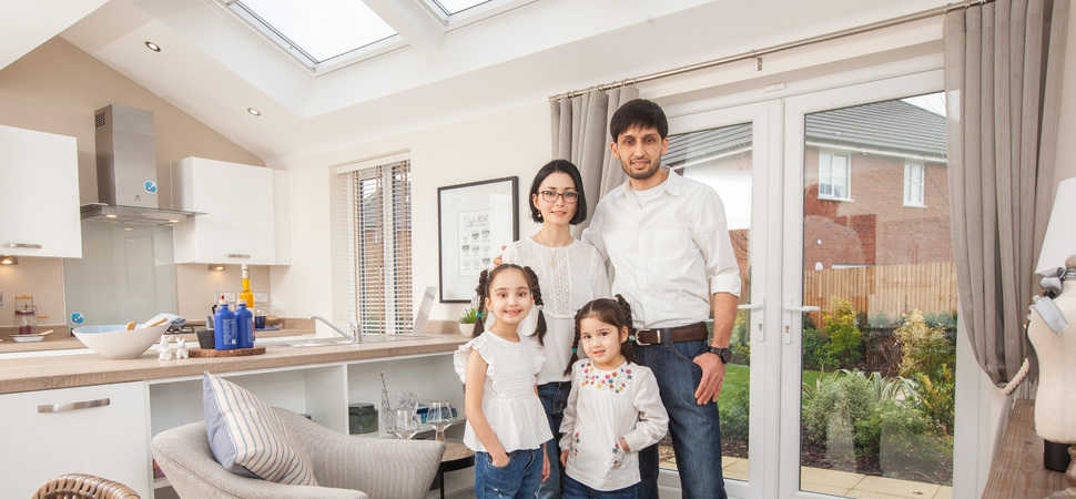 First time buyers find Northern work-life balance with Countryside