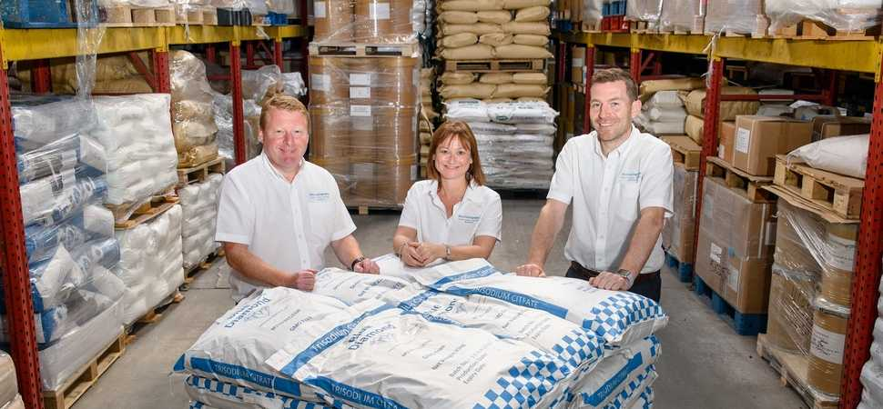 Leading Ingredients Firm Looks to Expand