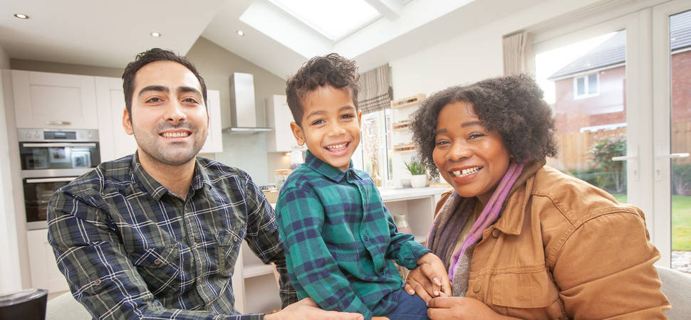 First time buyers live greener with Countryside