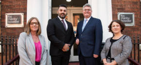 Trio of promotions announced for Midlands law firm FBC Manby Bowdler