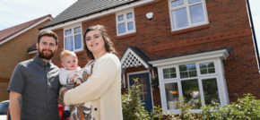 Young Buyers find forever home in Telford