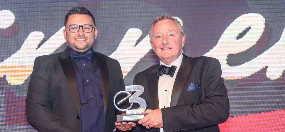 Training director named region's top young entrepreneur