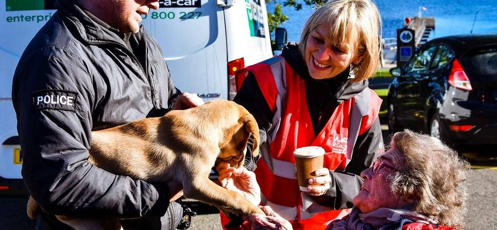 North East Friendship Dog Charity Founder Awarded by PM