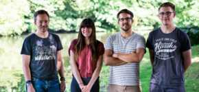 Four new faces at creative agency Fluid Ideas