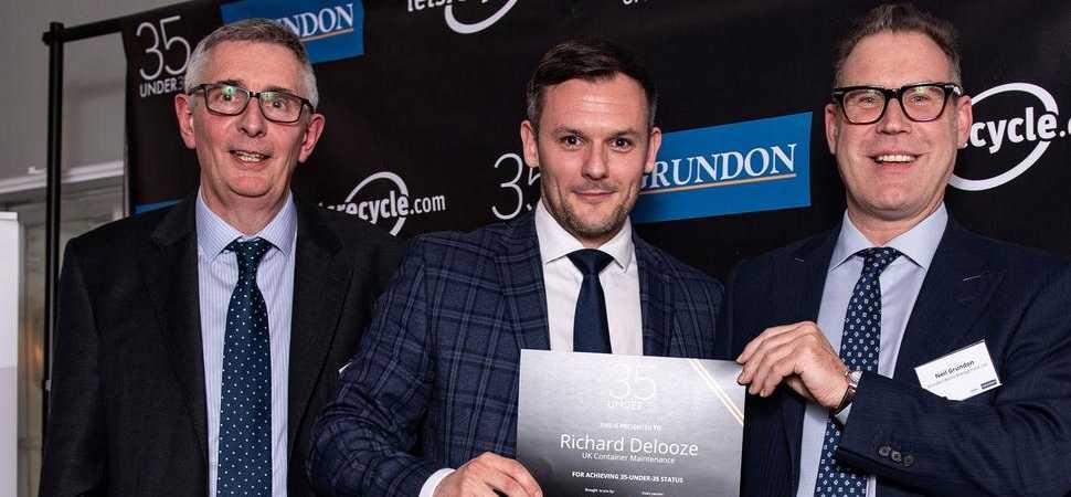 Employee of Winsford-based UKCM Celebrates National Awards Success