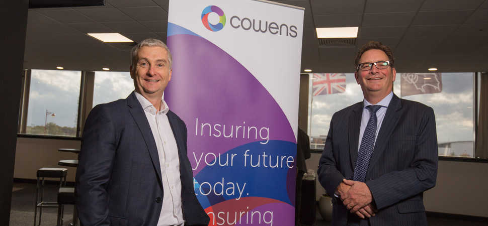 Cowens Celebrates Most Successful Year to Date