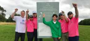 UKCM embark upon 72 hole charity golf challenge