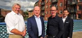 Leading Leeds estate agencies agree acquisition deal as city living population set to soar past 20,000