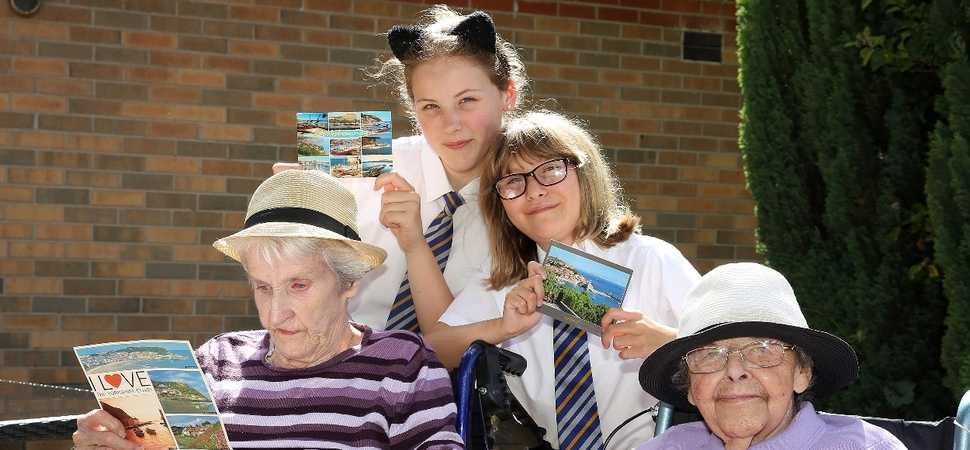 Postcard Appeal launched by Sheffield Care Home