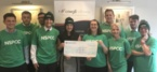 Chartered Accountants take on uncharted territories in aid of NSPCC