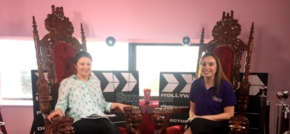 Lights, Camera, Action! The Fun Experts bring Hollywood Glamour to Lancashire TV