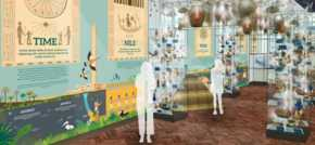 Huddersfield-based Leach's latest designs for Egyptology gallery released