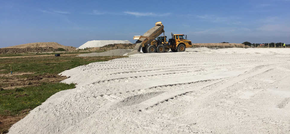 Jones Bros completes challenging landfill project in Cornwall