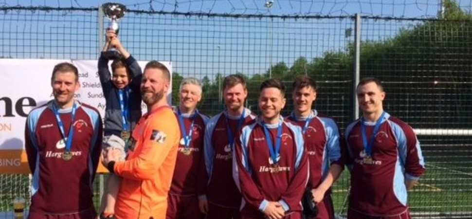 Flame 'heats up' fundraising for Saras Hope Foundation with charity tournament