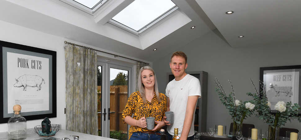We sold our Birmingham flat in two weeks!