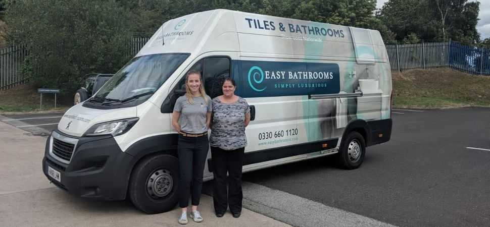 Easy Bathrooms makes £142,000 investment in commitment to customer service