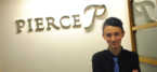 Pierce tells Lancashire apprentice they're hired