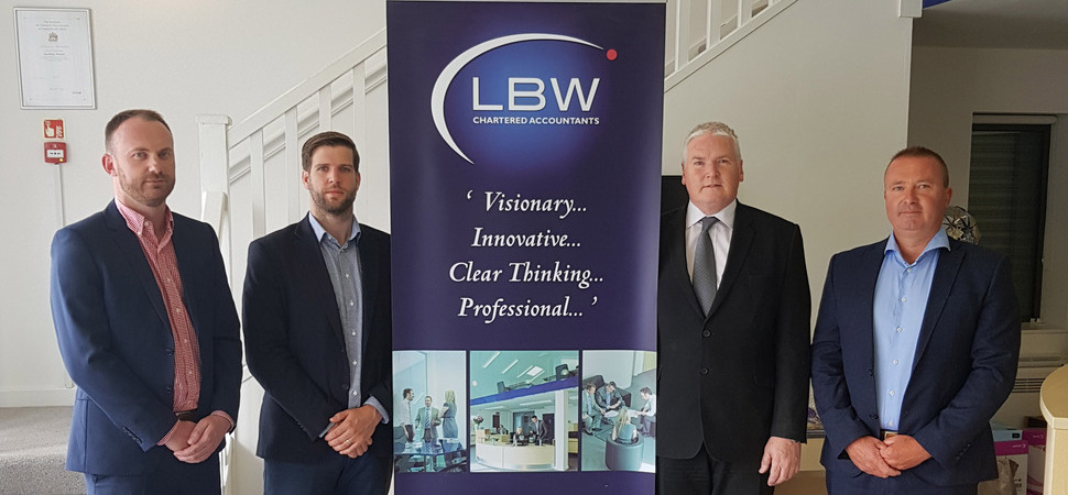 Growing accountancy practice LBW expands to Wrexham office
