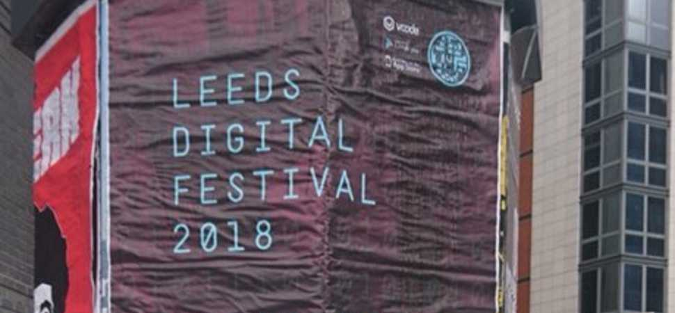 Leeds Digital Festival sponsor brings new experiences to the city in 2018