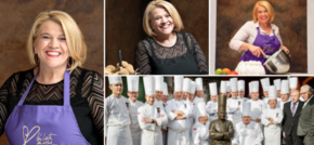 Interview with Chef Lea Linster - Gold medal winner of the Bocuse dOr