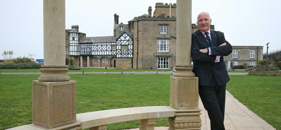 Leasowe Castle is 'Loved By Guests' following latest award win