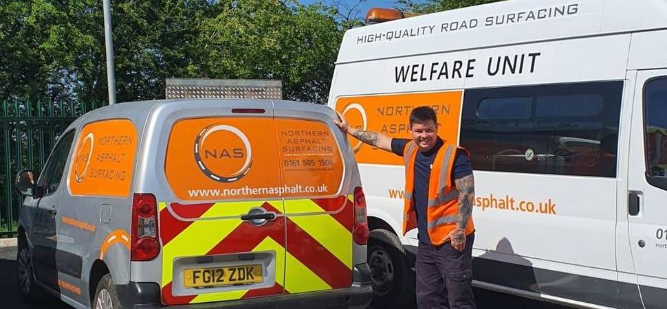 Essential services start up moves into first premises