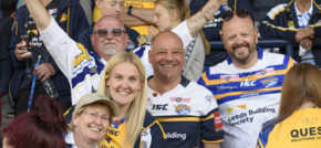 Midlands Sports Loyalty Brand adds Leeds Rhinos to its Rewards4Rugby Leauge Programme