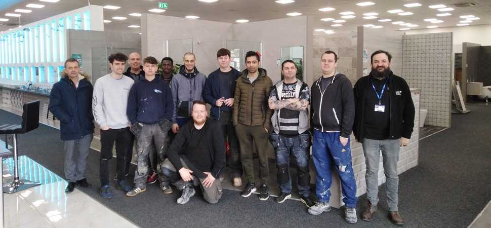 Easy Bathrooms partners with Leeds College of Building to support students