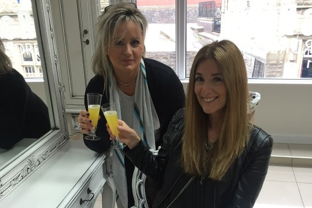 Top Stylist Welcomed Clitheroe Guests into New Salon