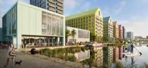 Contracts exchanged on first Wirral Waters housing scheme
