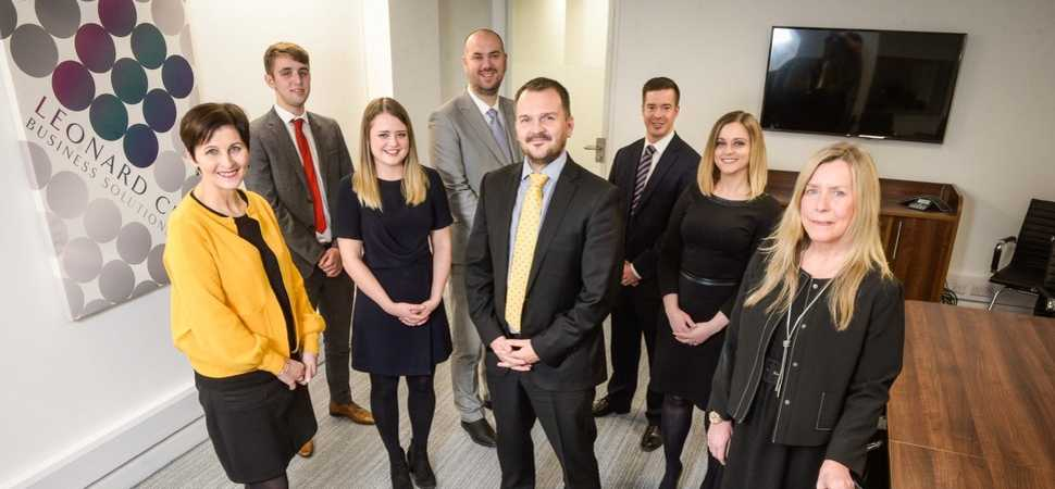 A Successful 12 Months For Glasgow-based Leonard Curtis Business Solutions Group