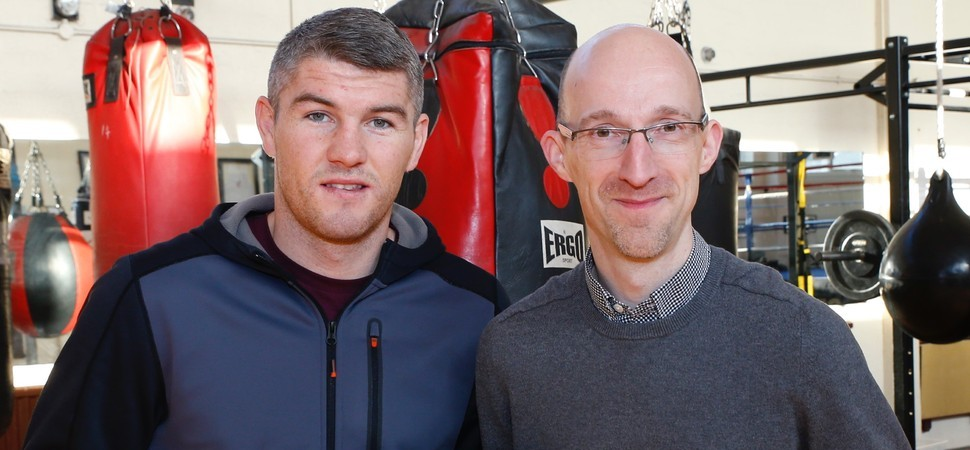 Boxed Off knocked out after appointment by boxing world champ Liam Smith