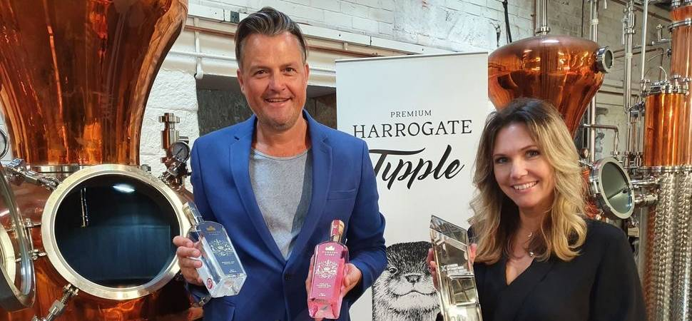 Harrogate Tipple wins global award for Downton Abbey gin & whisky products