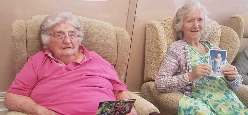 Epsom care home reaches out with 'Postcards of Kindness'