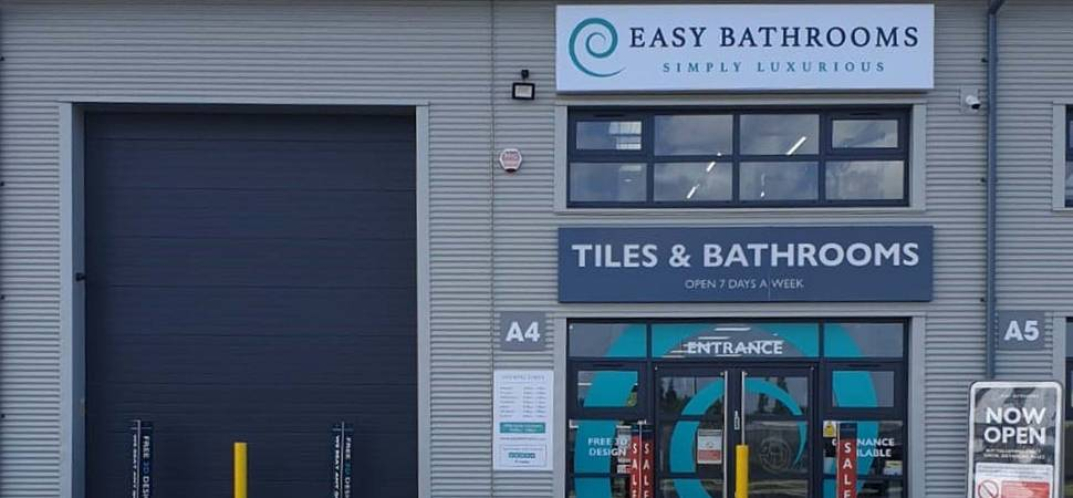 Growing bathroom brand creates six jobs at Bishops Trade Park
