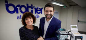 Salford Professional Development wins staff training deal with Brother UK
