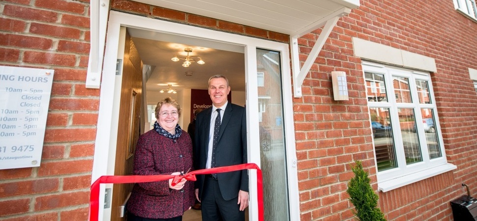 Linden Homes North West launches Oldham development