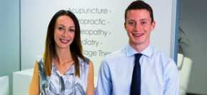 Chiropractic clinic expands in new premises after buyout