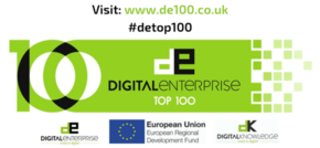YPS Recognised Amongst Digital Top 100!