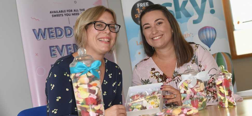 North Warwickshire business enjoys sweet smell of success after making the most of business start-up programme