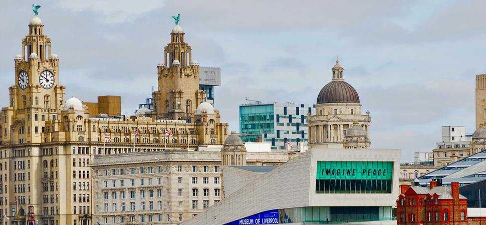The £5.5 Billion World-Class Regeneration of Liverpool Waters
