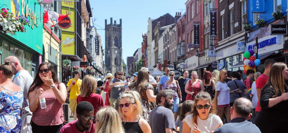 Summer street party returns - showcasing Bold Streets eclectic food and retail offer