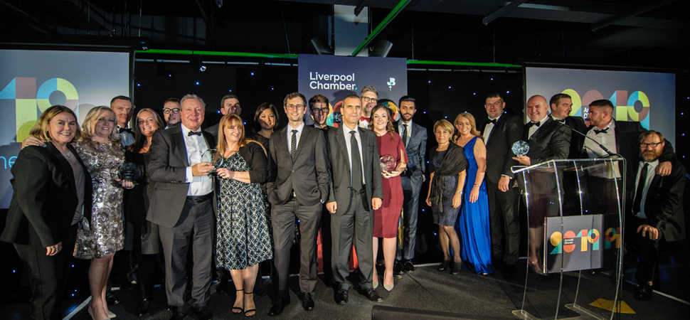 Winners announced for Liverpool Chamber of Commerce  Annual Awards 2019